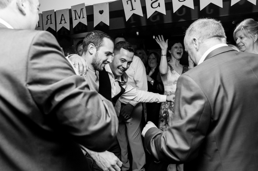 Holding your reception in Bristol? Choose an experienced wedding photographer to capture the reception on your special day in Bristol.
