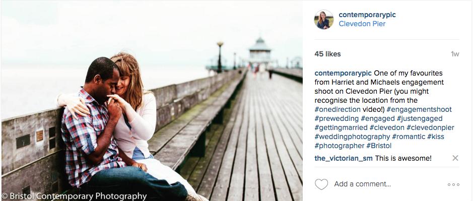 wedding photography instagram