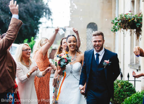 no.4 clifton village wedding photographer bristol