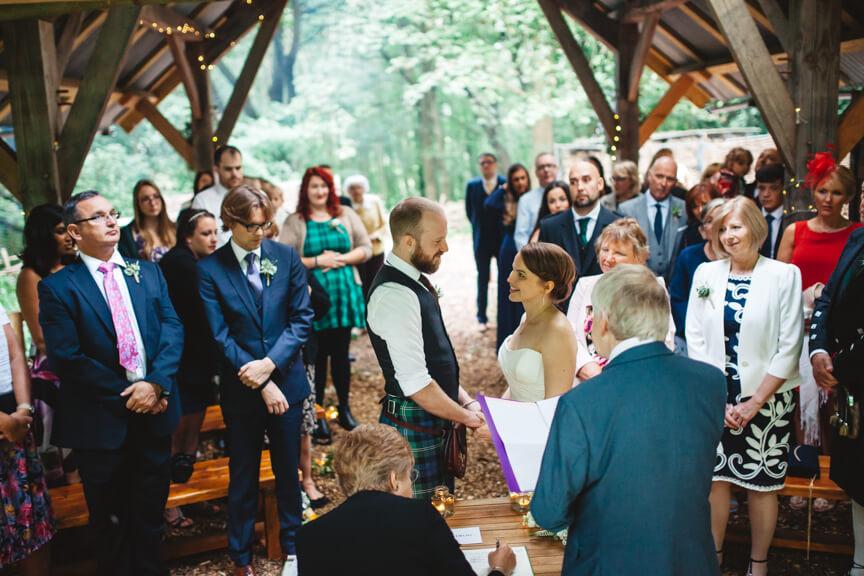 Arnos Vale Wedding Photographer