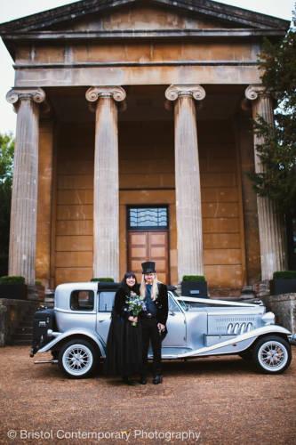Arnos Vale Wedding Photography