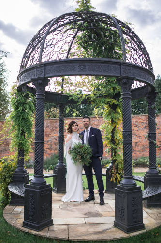 walled gardens orchardleigh estate