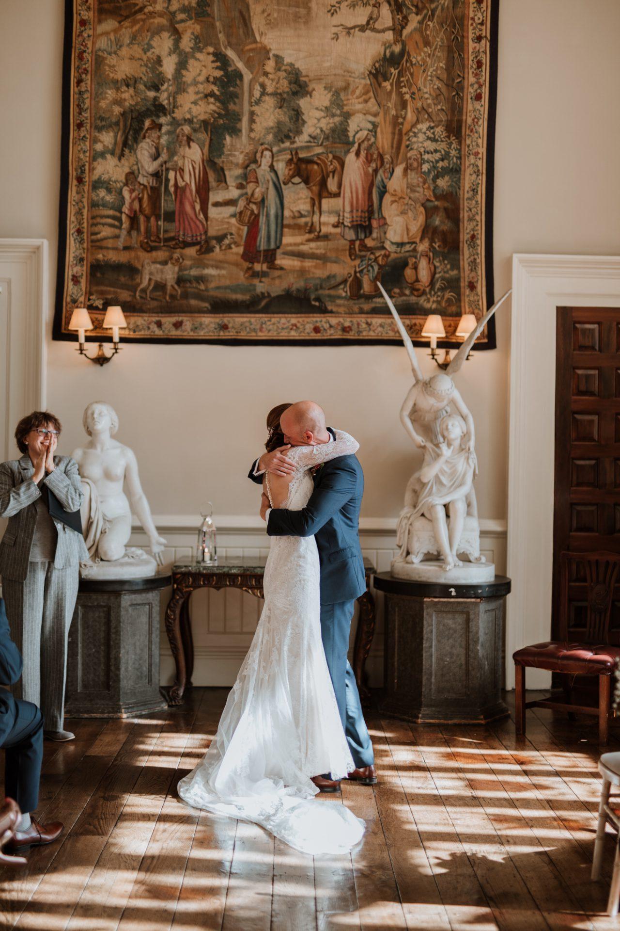 wedding ceremony elmore court