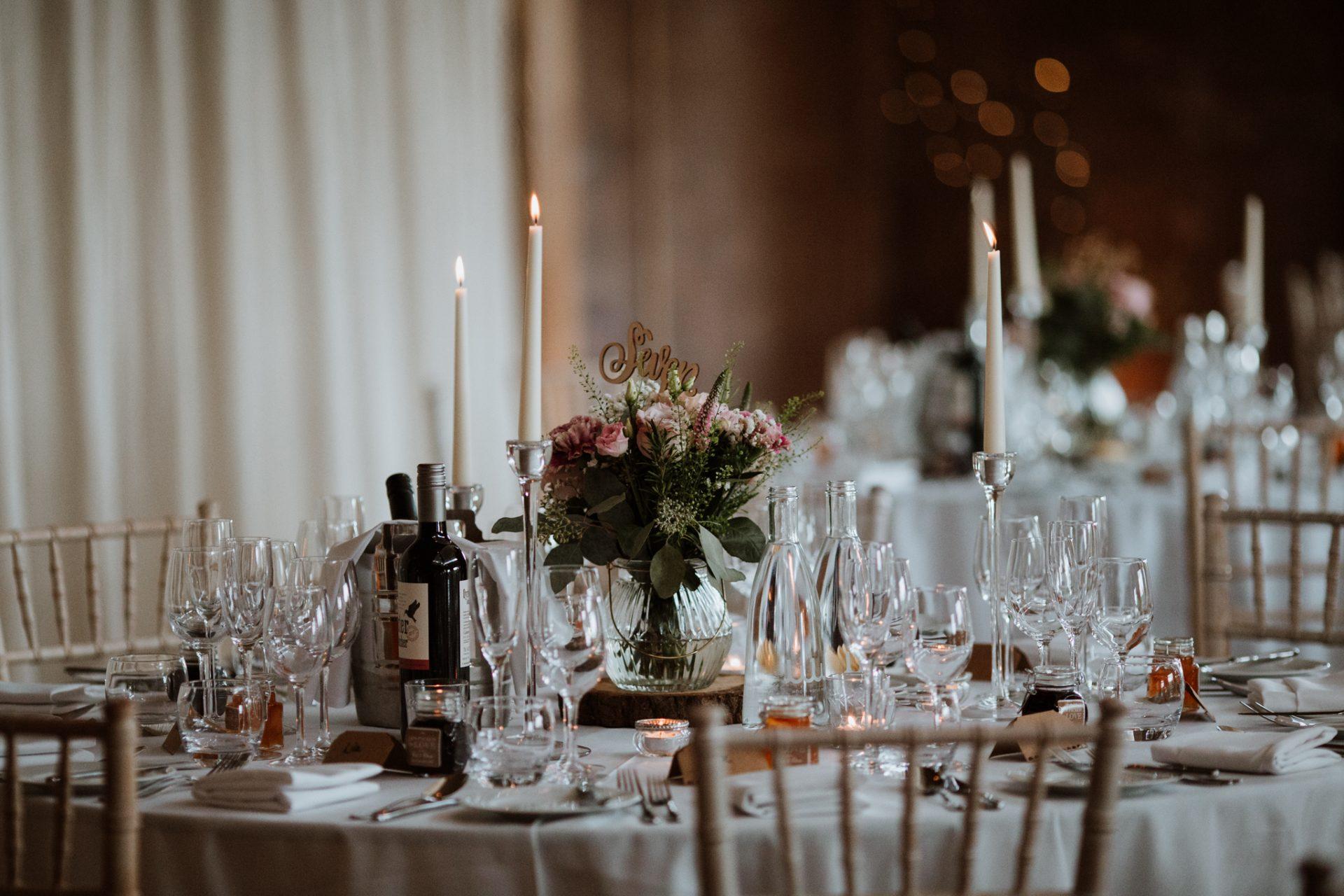 wedding breakfast elmore court