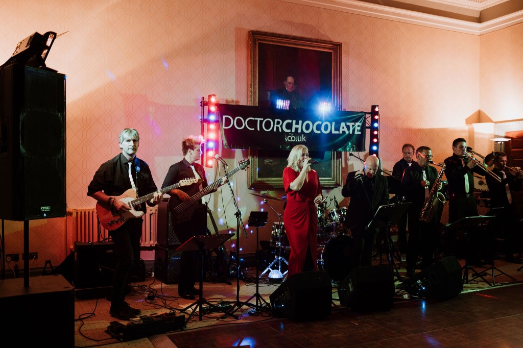 doctor chocolate band