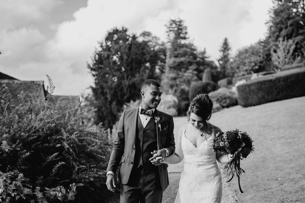 bride and groom couples portraits the manor house hotel castle coombe