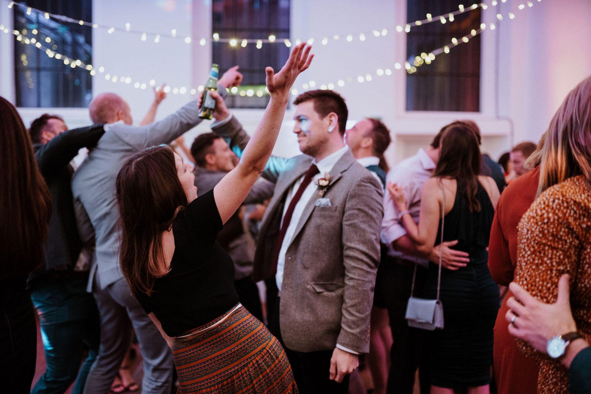 guests dancing arnos vale speilman centre