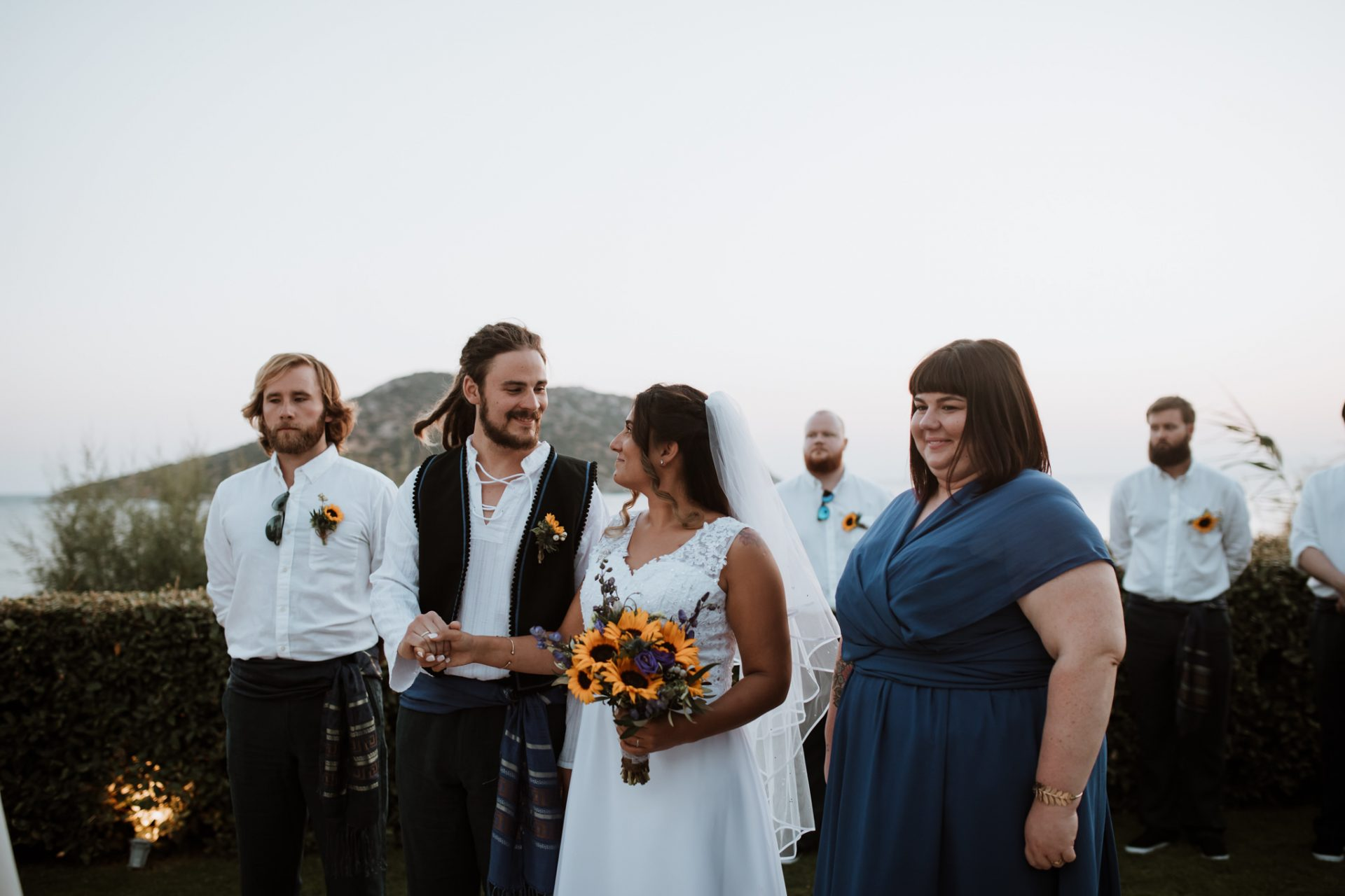 wedding ceremony greece